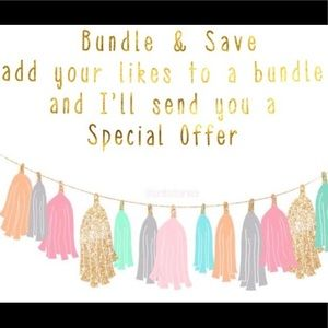 LIKE IT. BUNDLE IT. SAVE! 😊